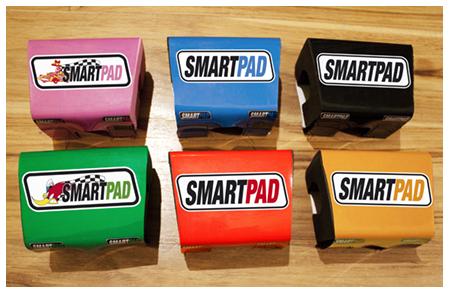SmartPad by SmartBikes.es